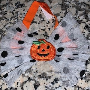 Other - Pumpkin headband! Used once for Halloween!